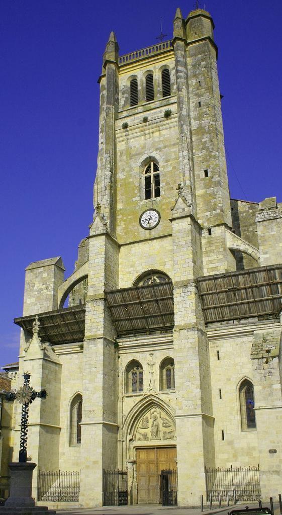 Image : Cathédrale Saint-Pierre de Condom