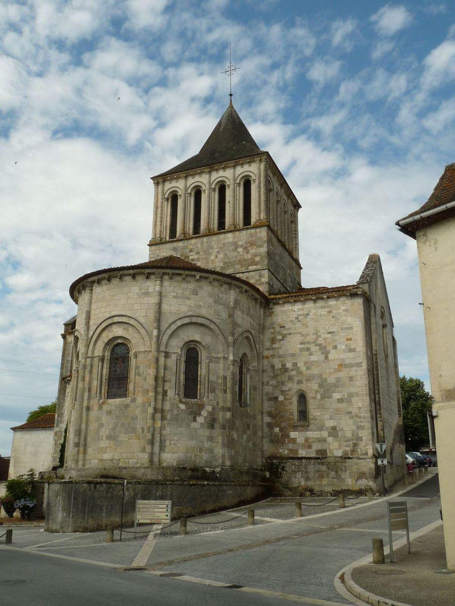 Montmoreau-Saint-Cybard