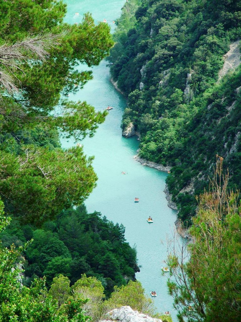 Gorges du Verdon_Castellane (1)