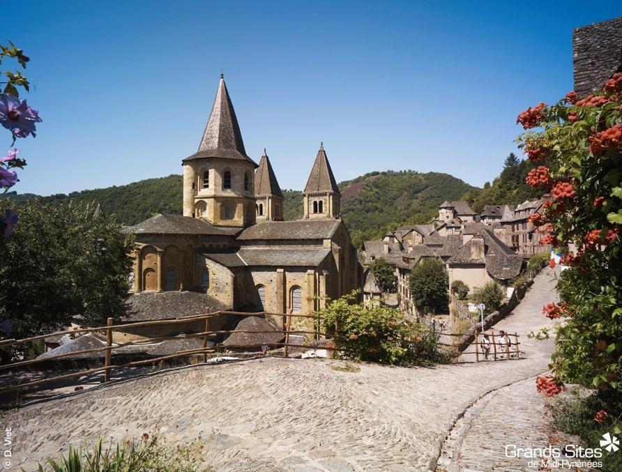 L'abbatiale Sainte-Foy_Conques