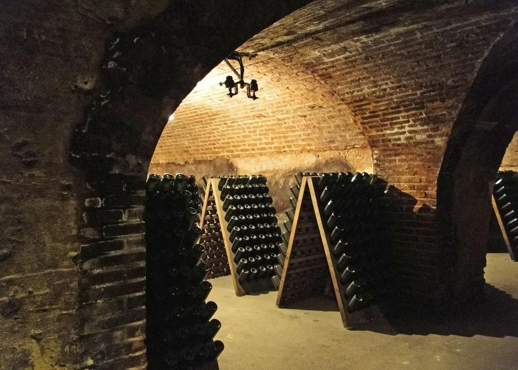Caves de Champagne Moët et Chandon_Epernay