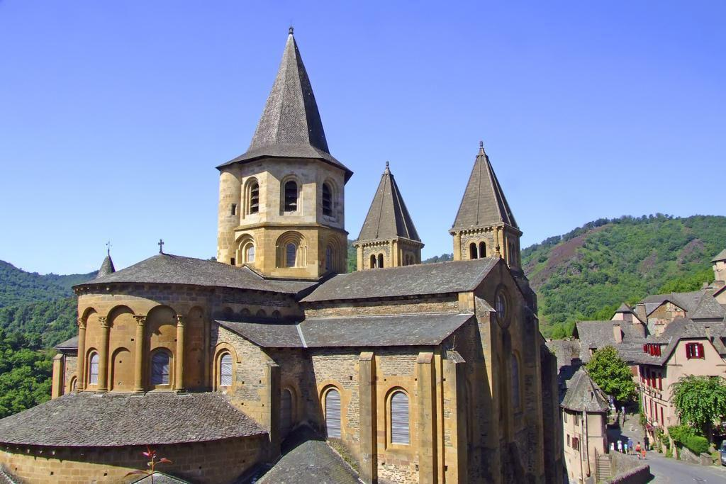 Abbatiale Sainte Foy_Conques