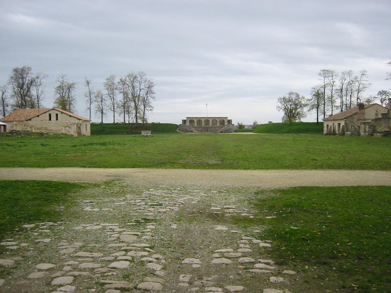 Image : Office de Tourisme* de Cussac-Fort-médoc
