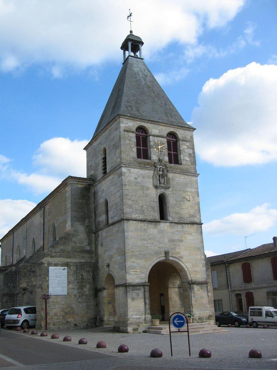 Image : Office de Tourisme** de Créon