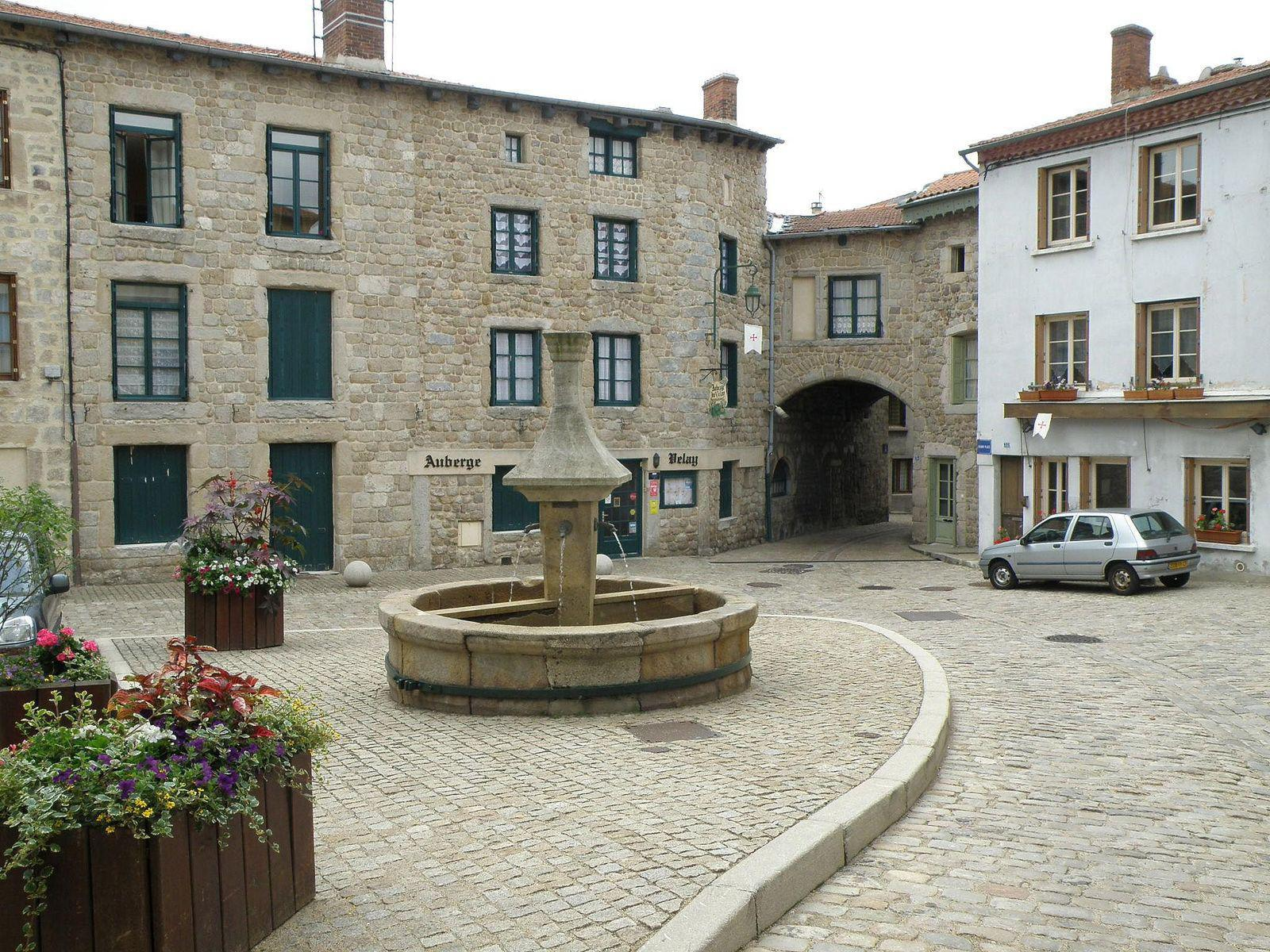 Office de tourisme de saint didier en velay saint didier en velay 43140 haute loire 43 - Office tourisme puy st vincent ...