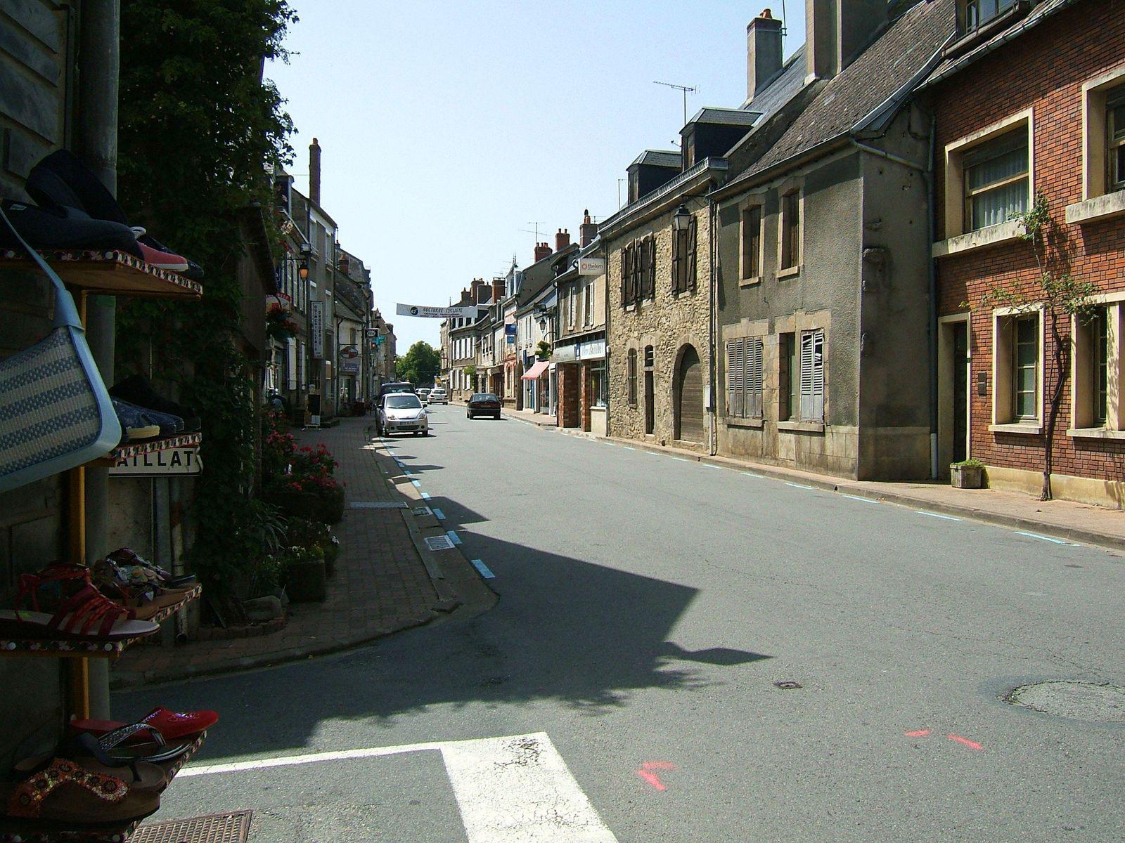 Image : Office de Tourisme* de Dun-le-palestel