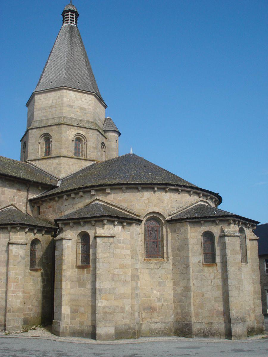 Image : Église Bénévent-l'Abbaye