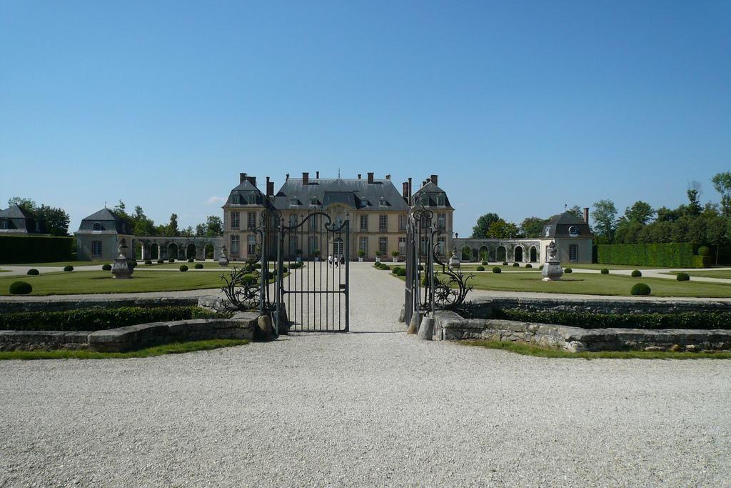 Château de la Motte-Tilly_La Motte-Tilly