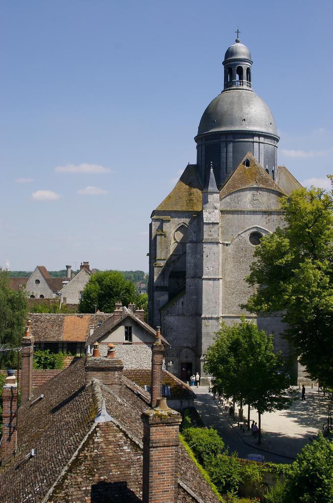 La Collégiale Saint-Quiriace _Provins
