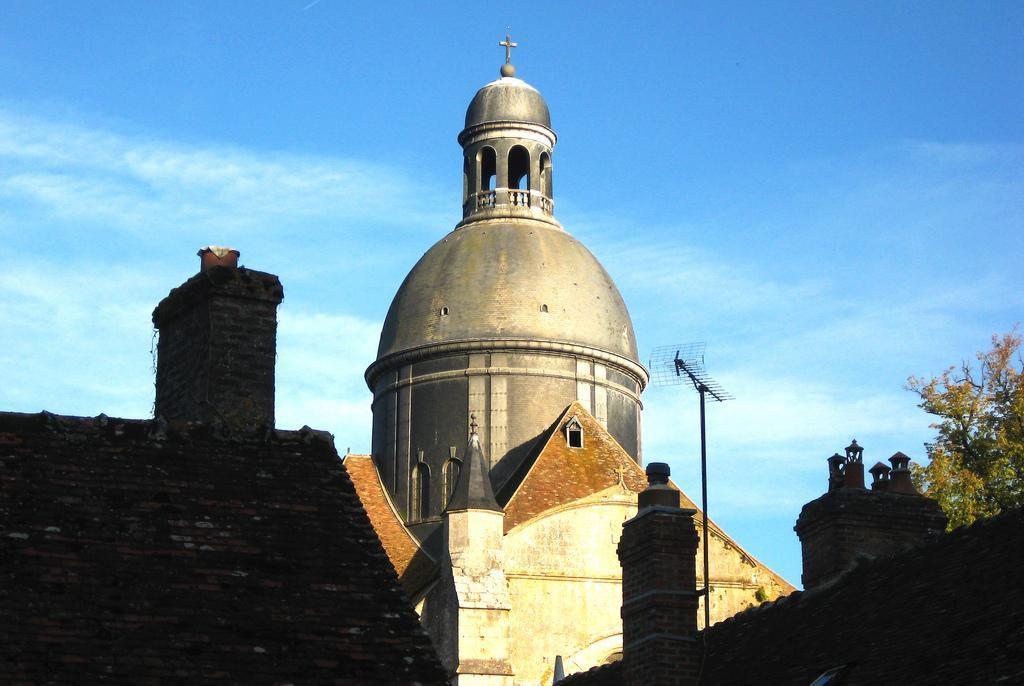 La Collégiale Saint-Quiriace _Provins (1)