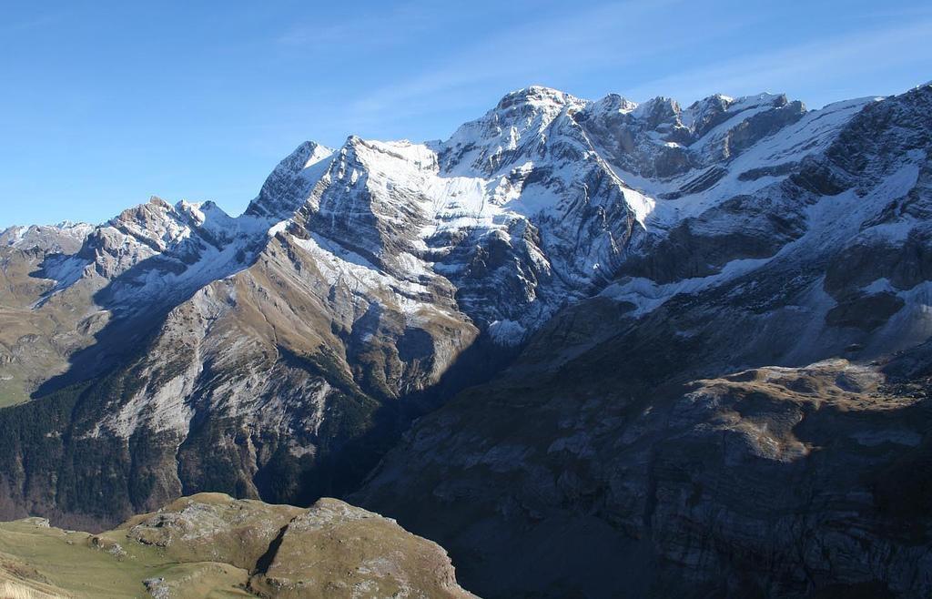 Panorama Pic de Tentes_Gavarnie