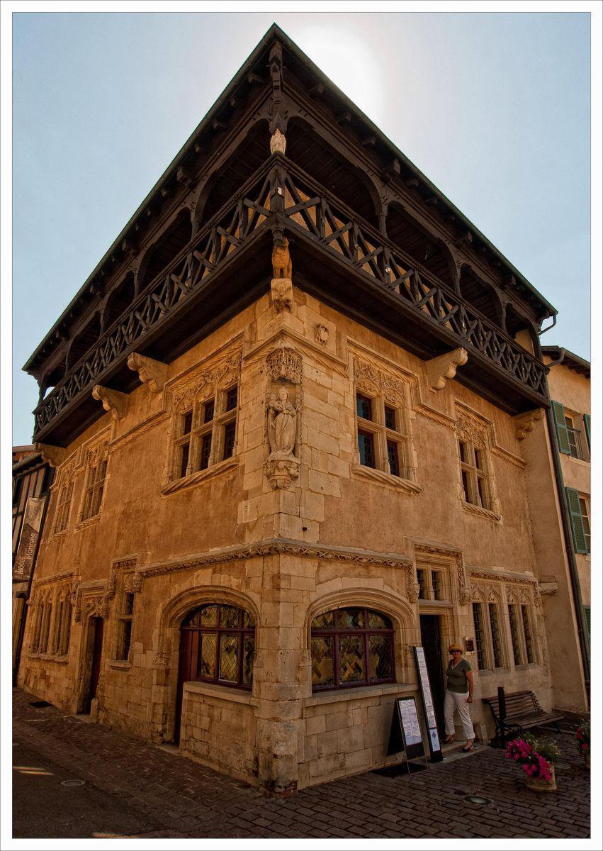 Maison de la Monnaie_Vic-sur-Seille