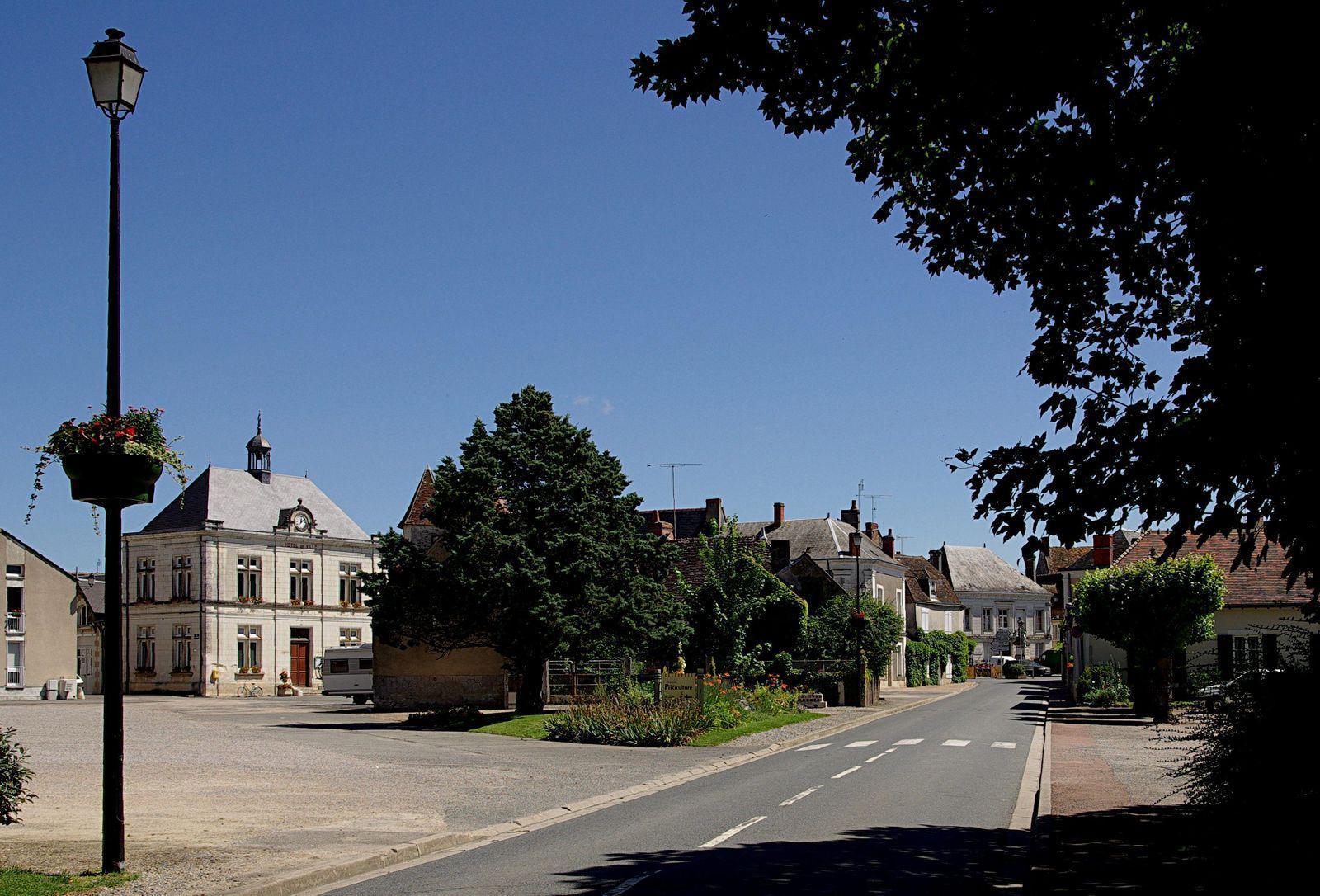 Mézières-en-Brenne