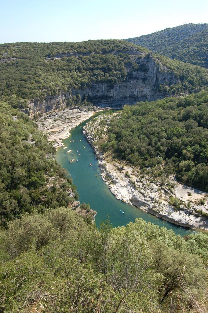 Gorges de l'Ardèche_Saint-Remèze