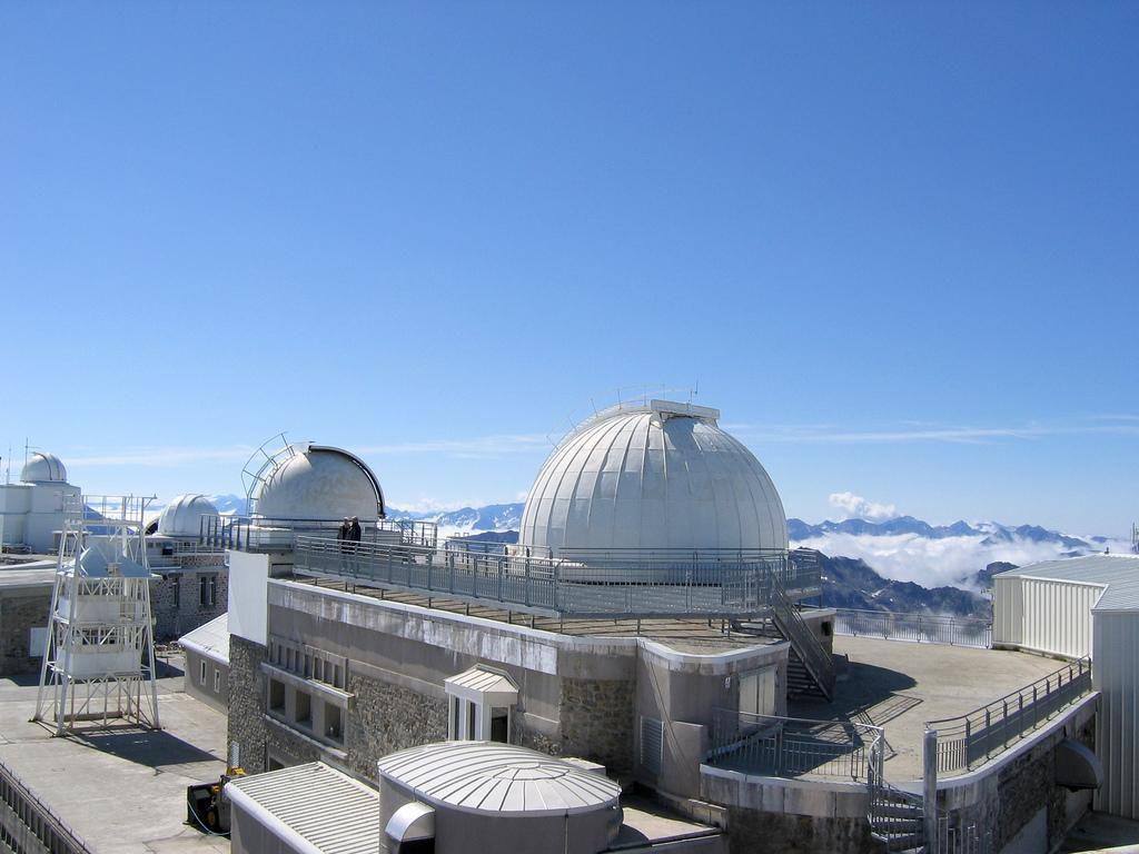 Observatoire du Pic du Midi_Bagnères-de-Bigorre