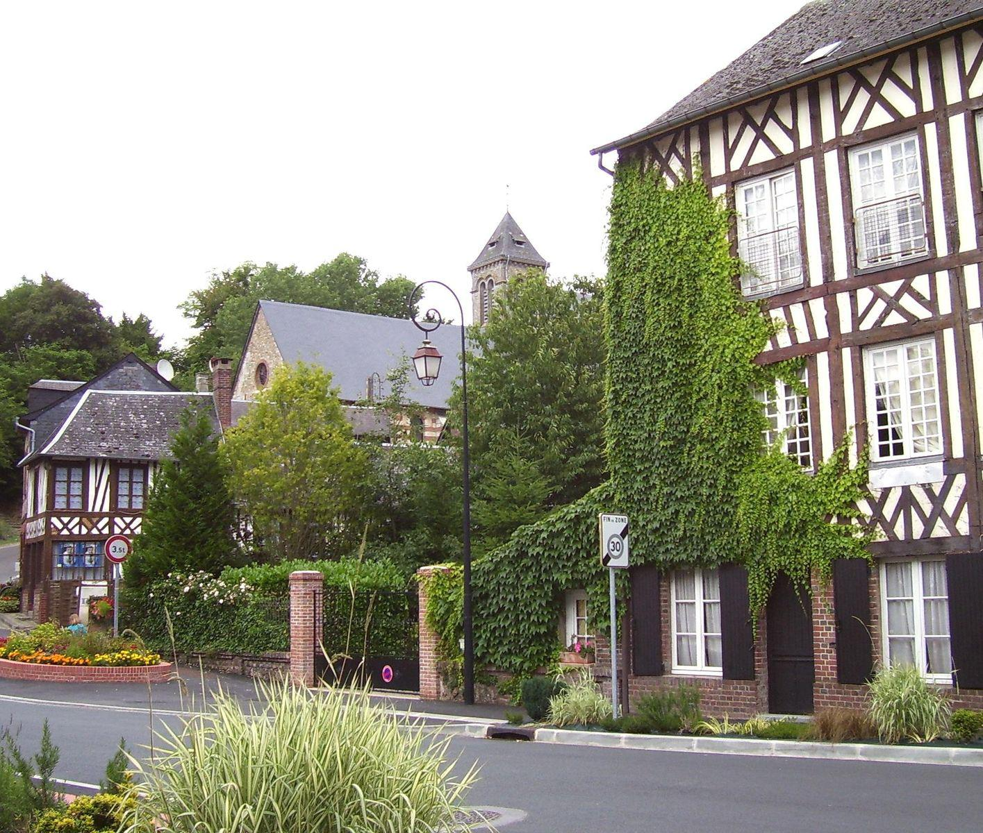 Image : Office de Tourisme* de Saint-Georges-du-vièvre