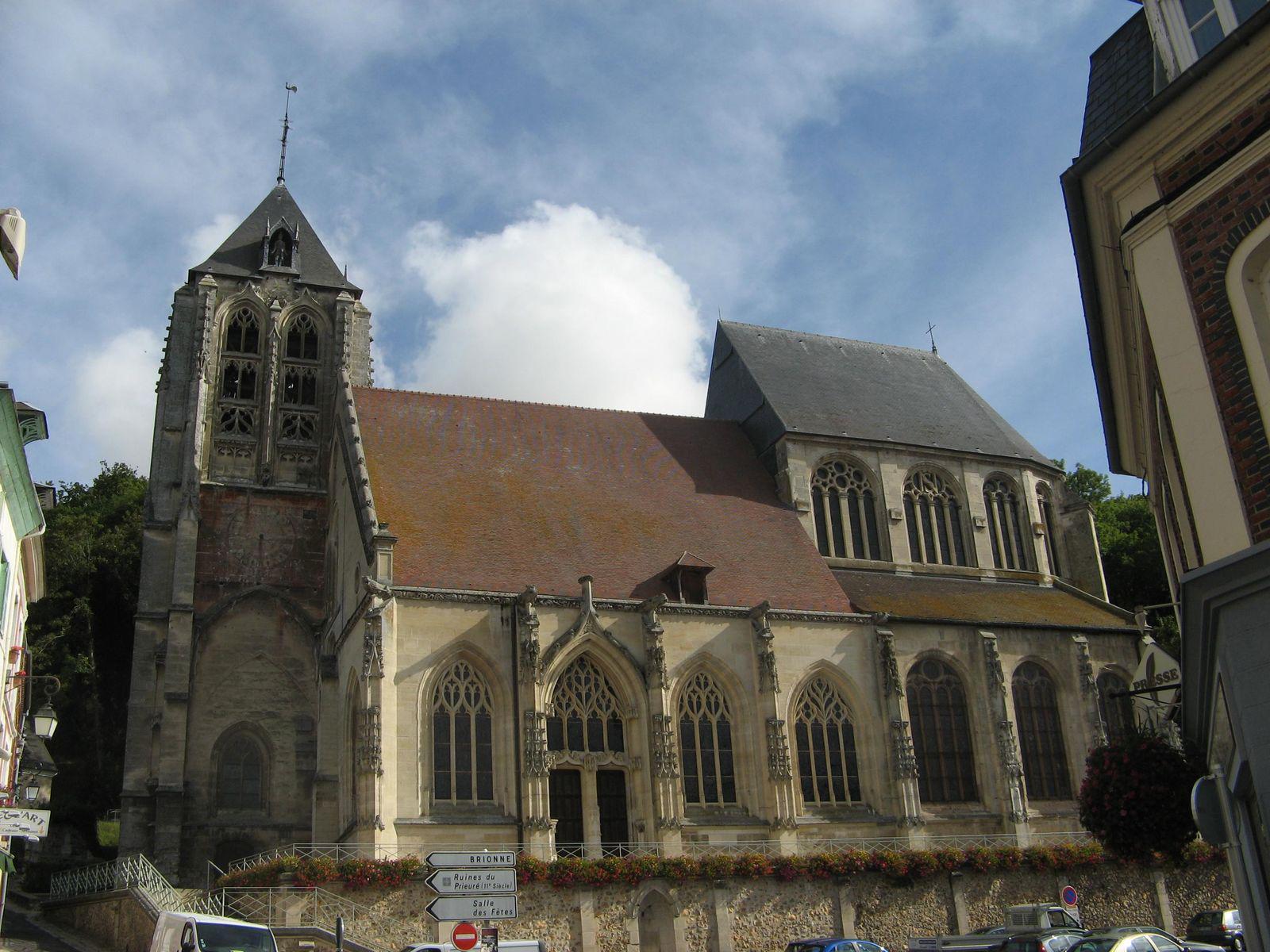 Image : Syndicat d'Initiative de Beaumont-le-roger