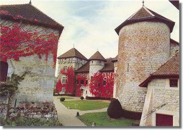 Château de Thorens_Thorens-Glières