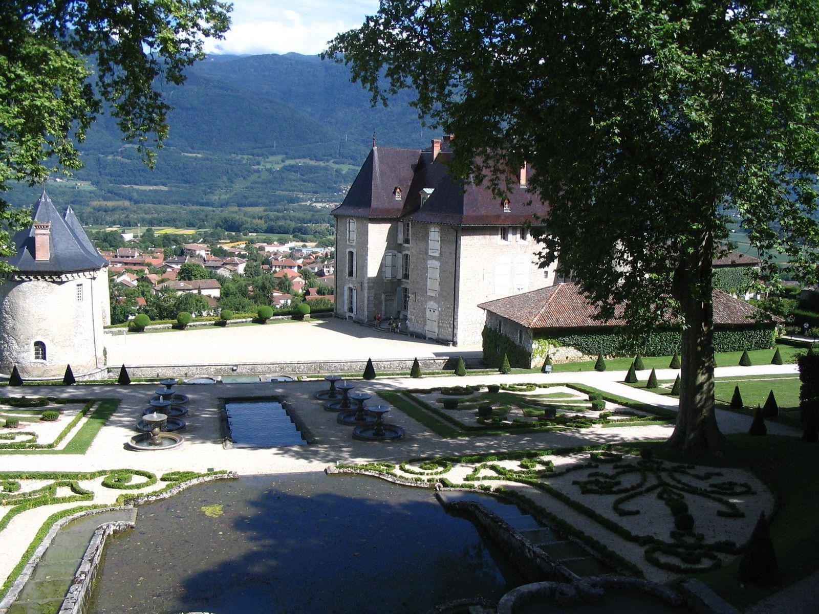 Château du Touvet_Le Touvet