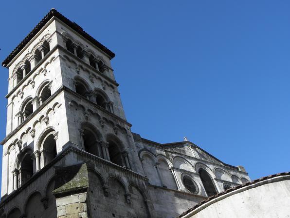 Église et Cloître roman Saint André Le Bas_Vienne