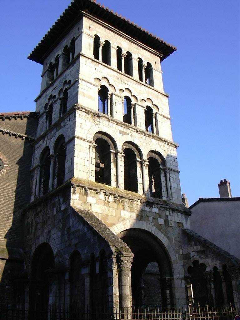 Ancienne Église Saint-Pierre_Vienne