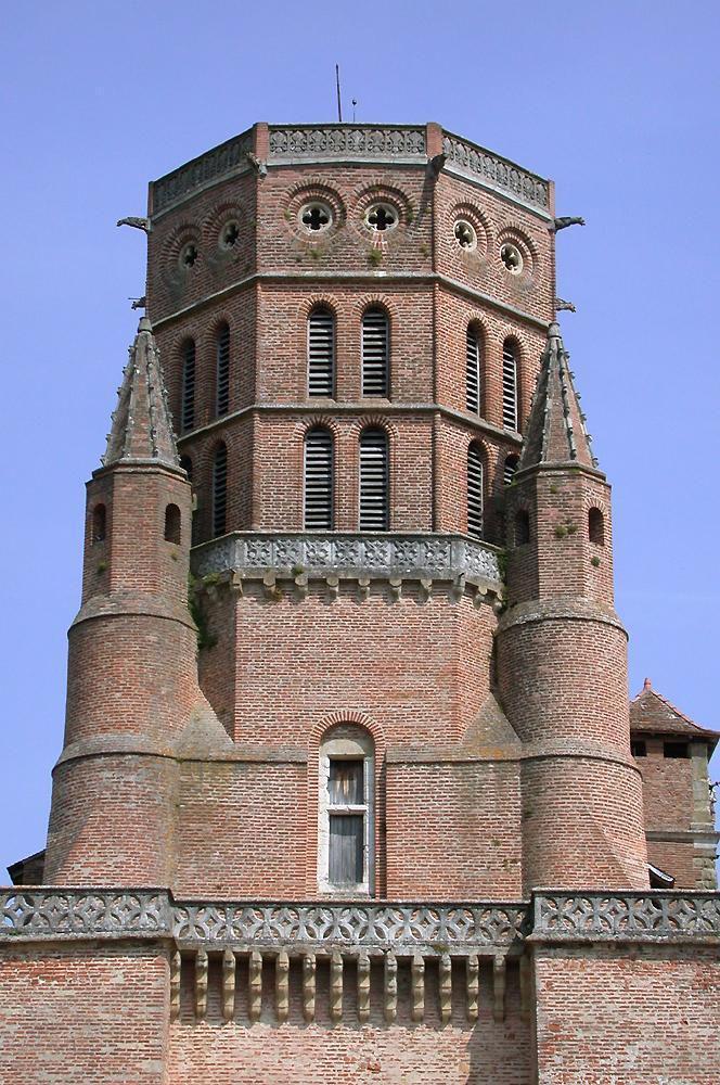 Cathédrale Saint-Alain_Lavaur