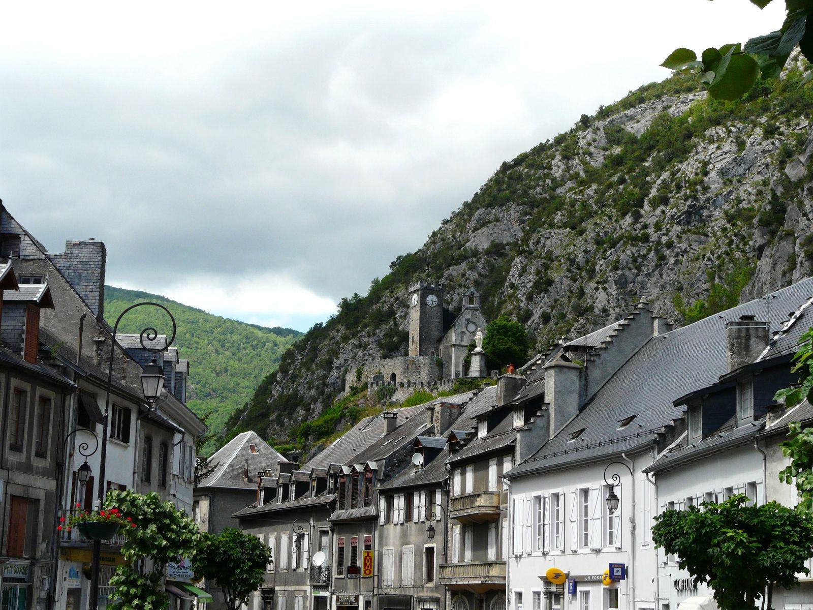 Image : Saint-Béat