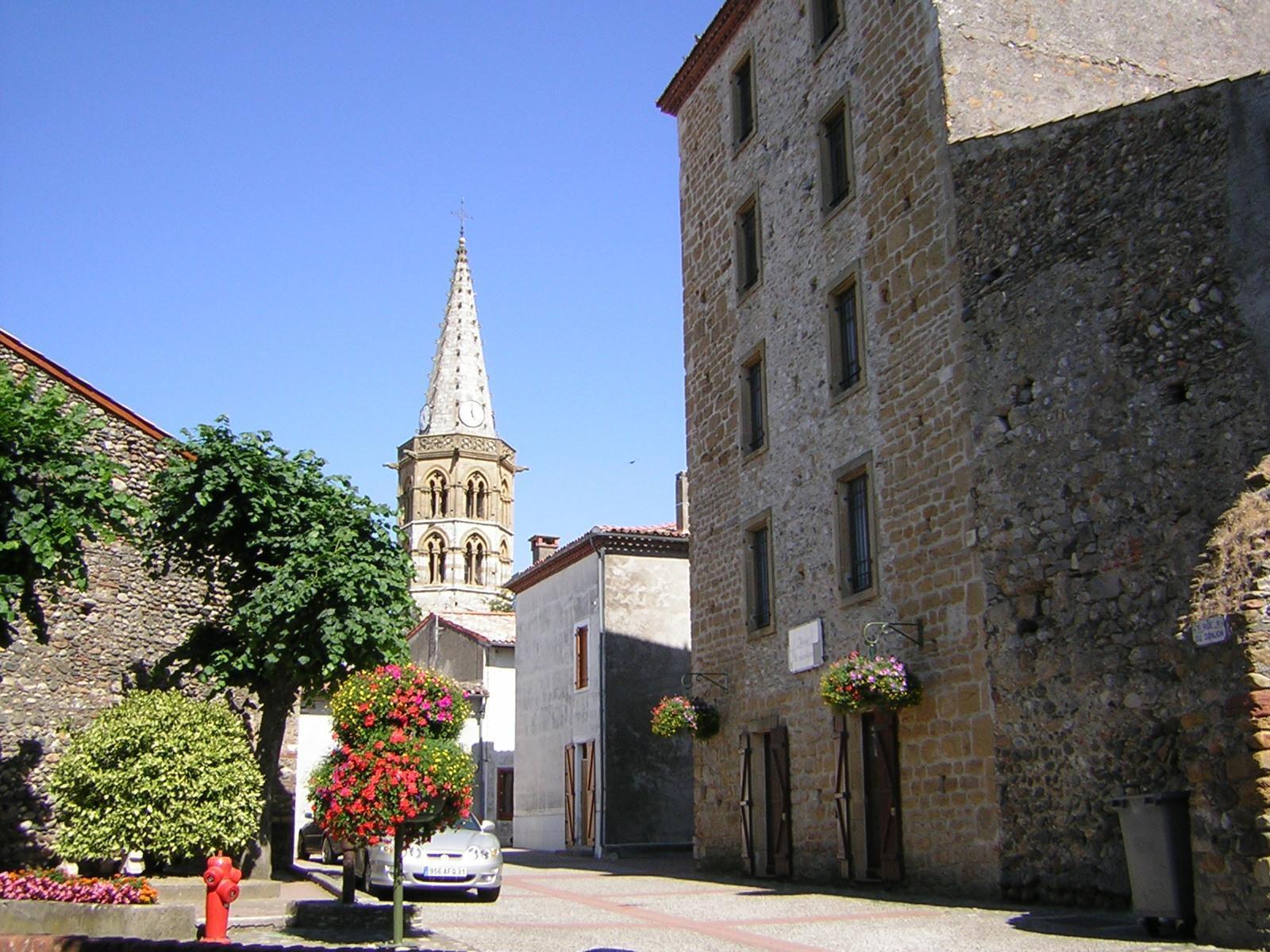 Image : Office de Tourisme** de Martres-Tolosane