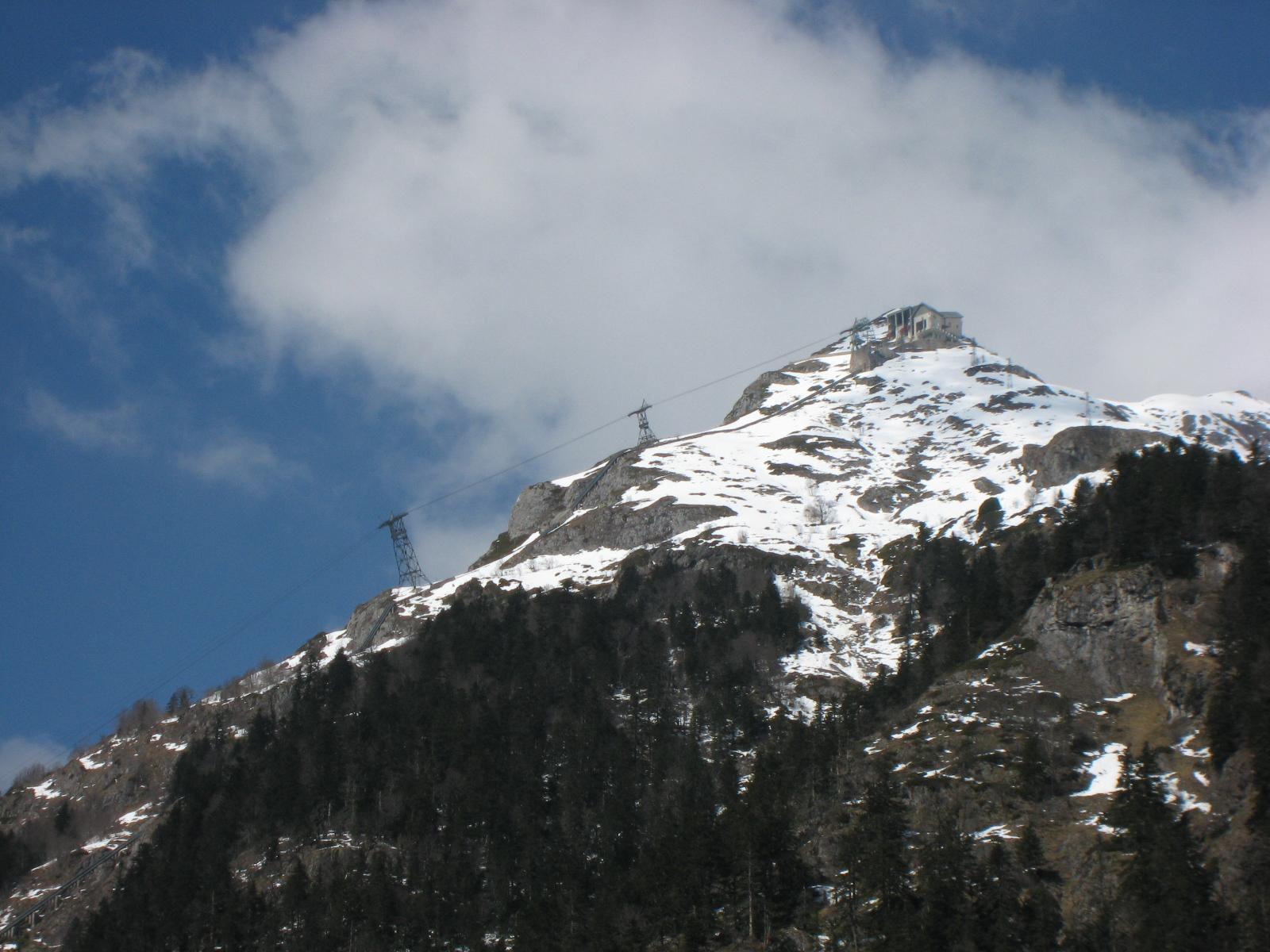 Station de ski d'Artouste_Laruns