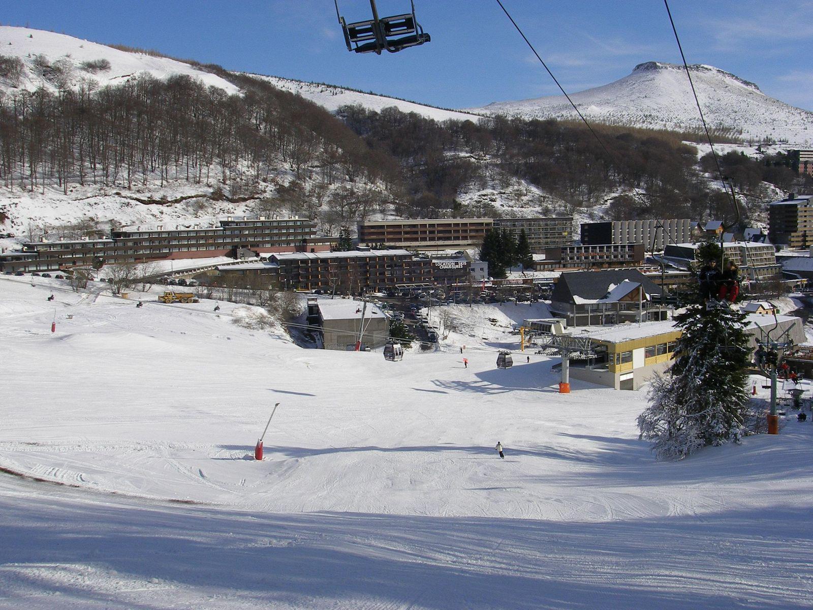 Station de ski de Besse Super Besse_Besse-et-Saint-Anastaise