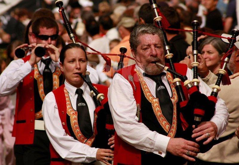 Image : Festival de Cornouaille