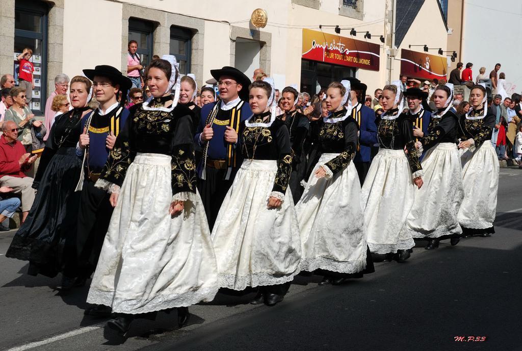 Festival des Filets Bleus_Concarneau