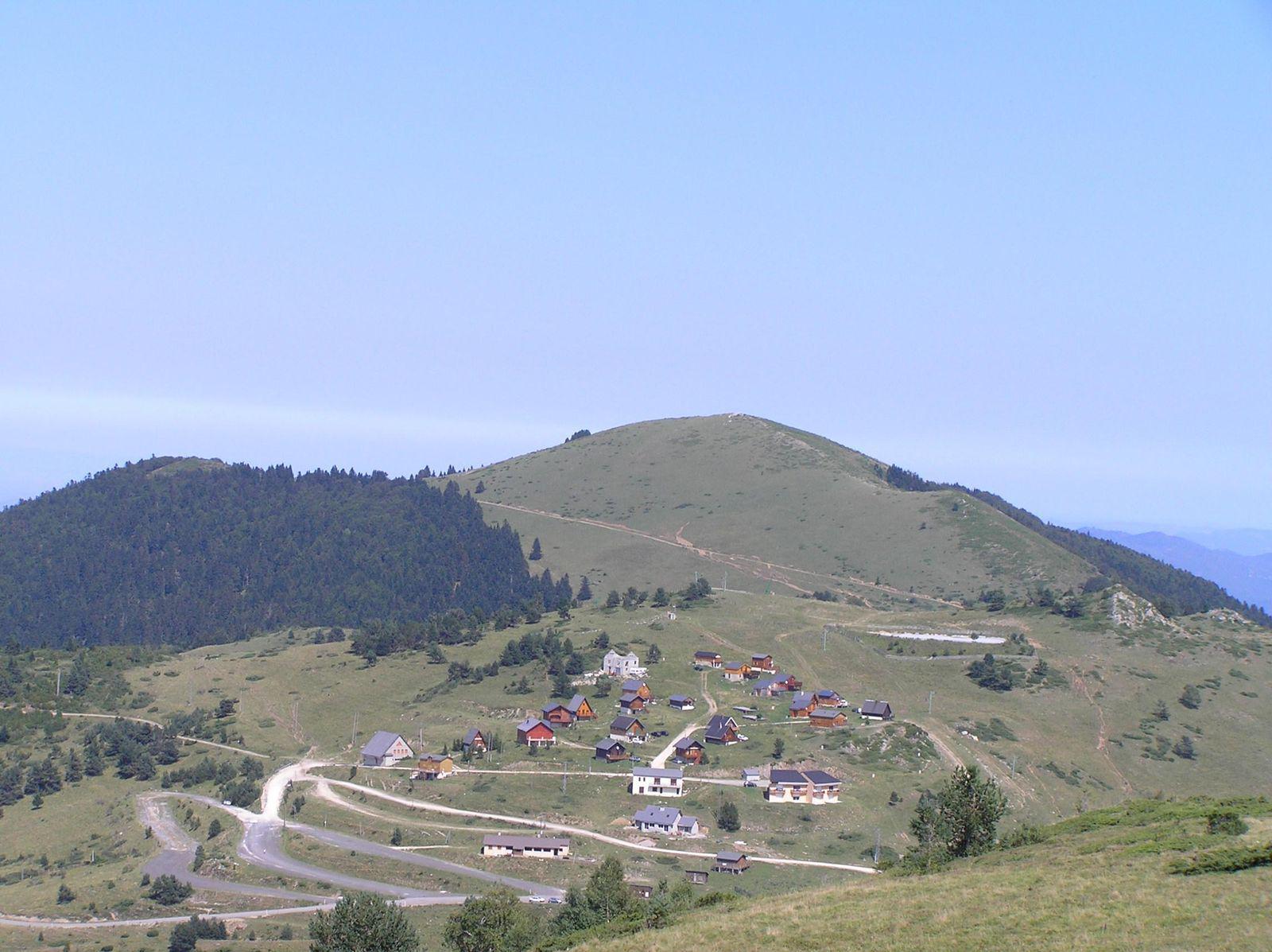 Station de ski de Camurac_Camurac
