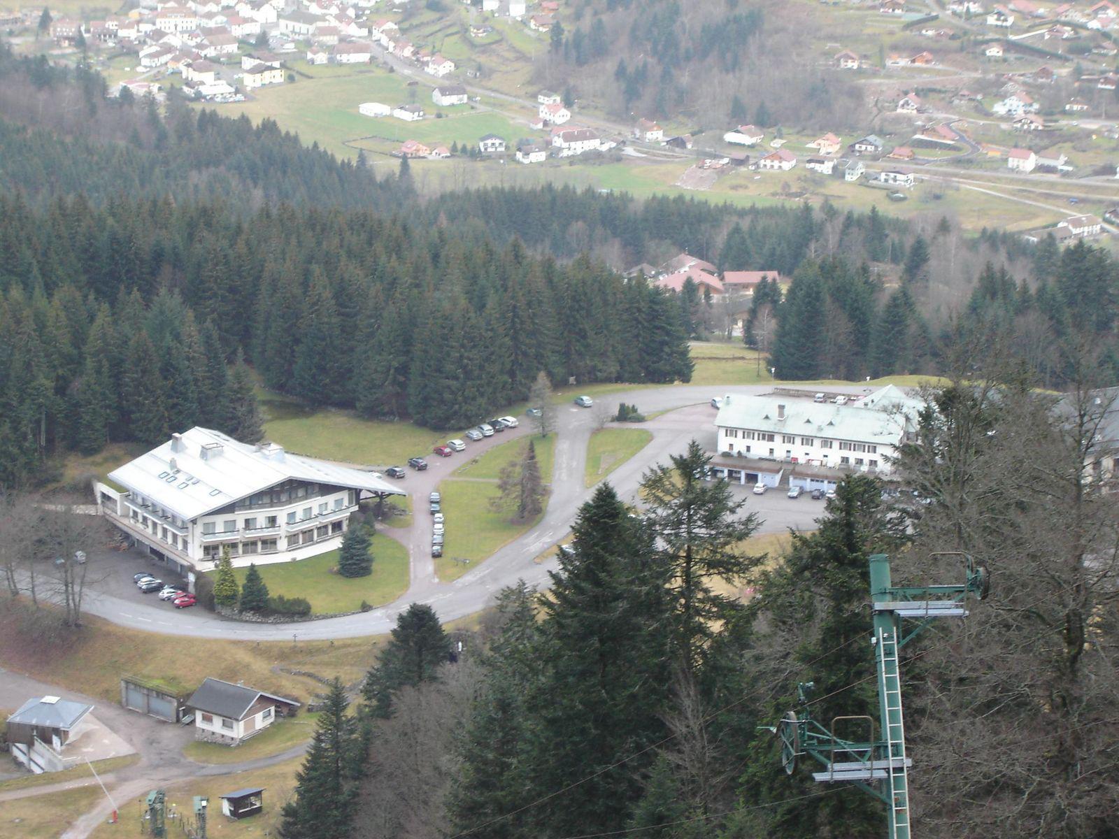 Station de ski de Ventron_Ventron