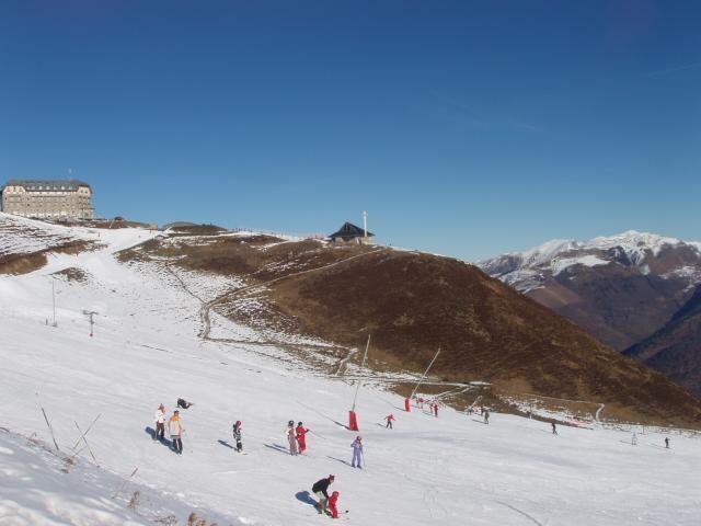 Station de ski de Luchon Superbagnères_Bagnères-de-Luchon
