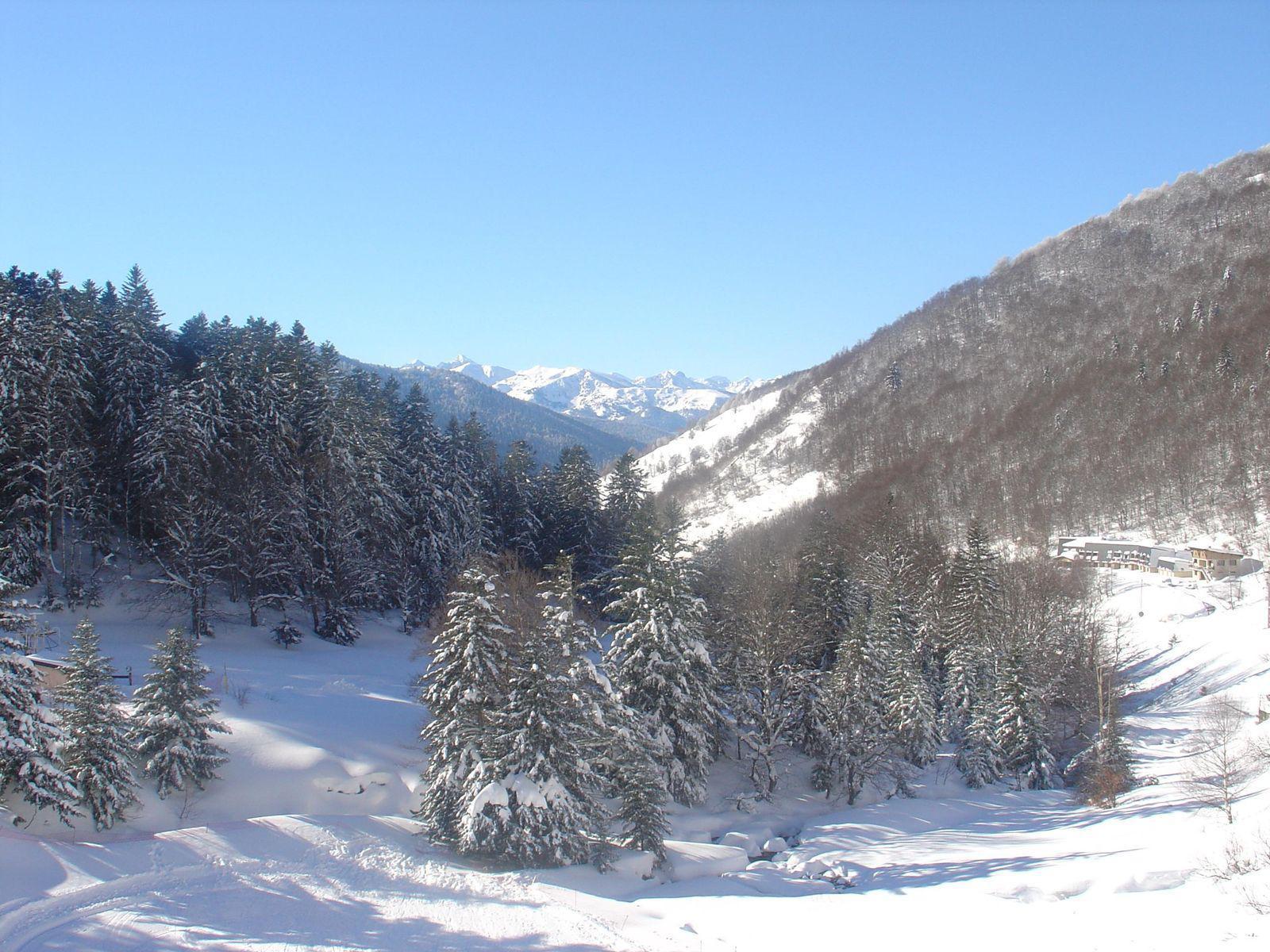 Station de ski d'Ascou-Pailhères_Ascou