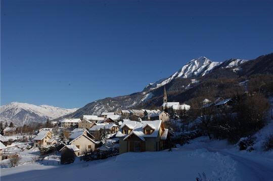 Station de ski de Saint Leger les Melezes_Saint-Léger-les-Mé