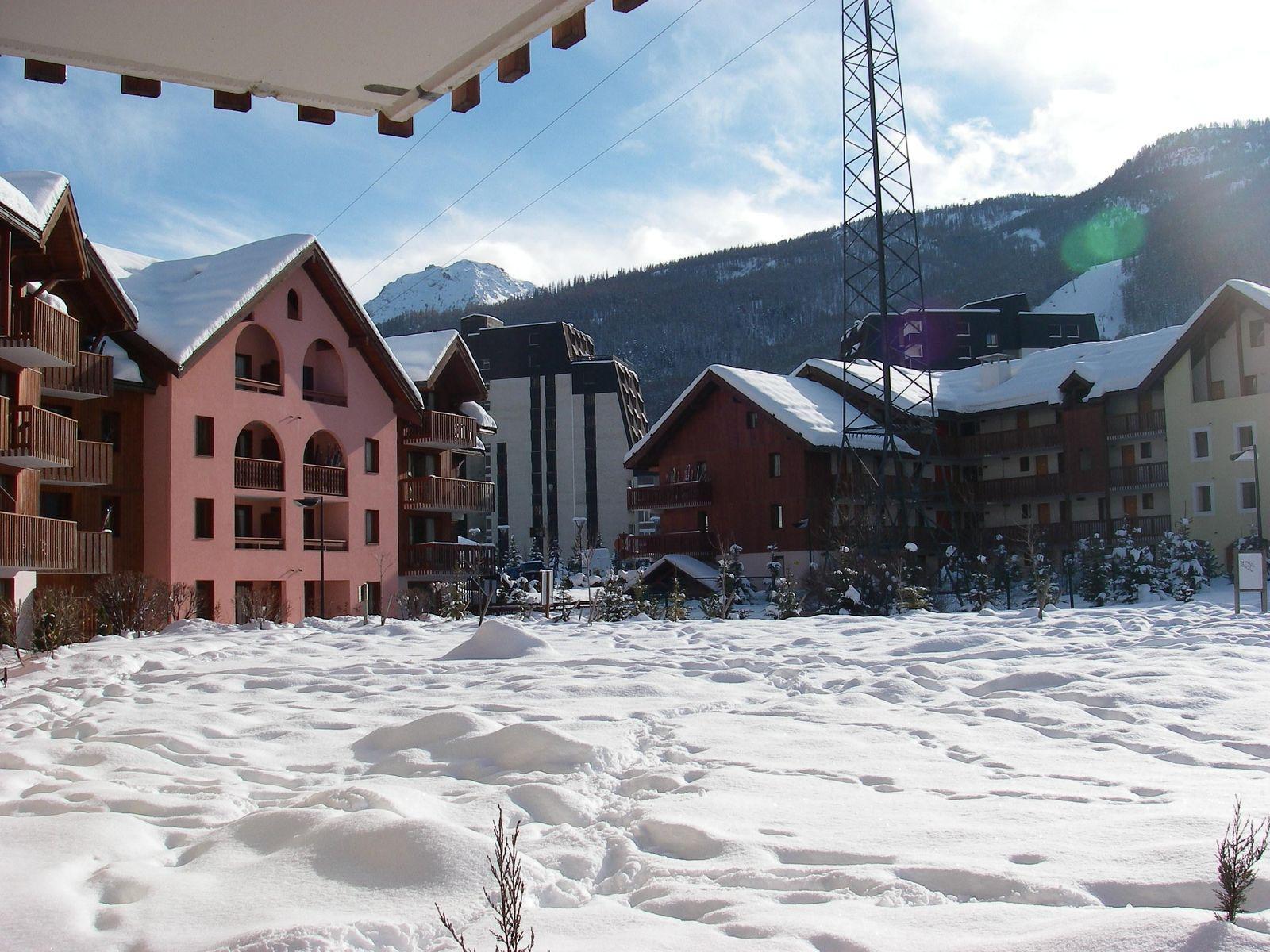Station de ski de Serre Chevalier_La Salle-les-Alpes