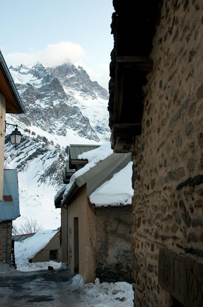Station de ski du Grave la Meije_La Grave