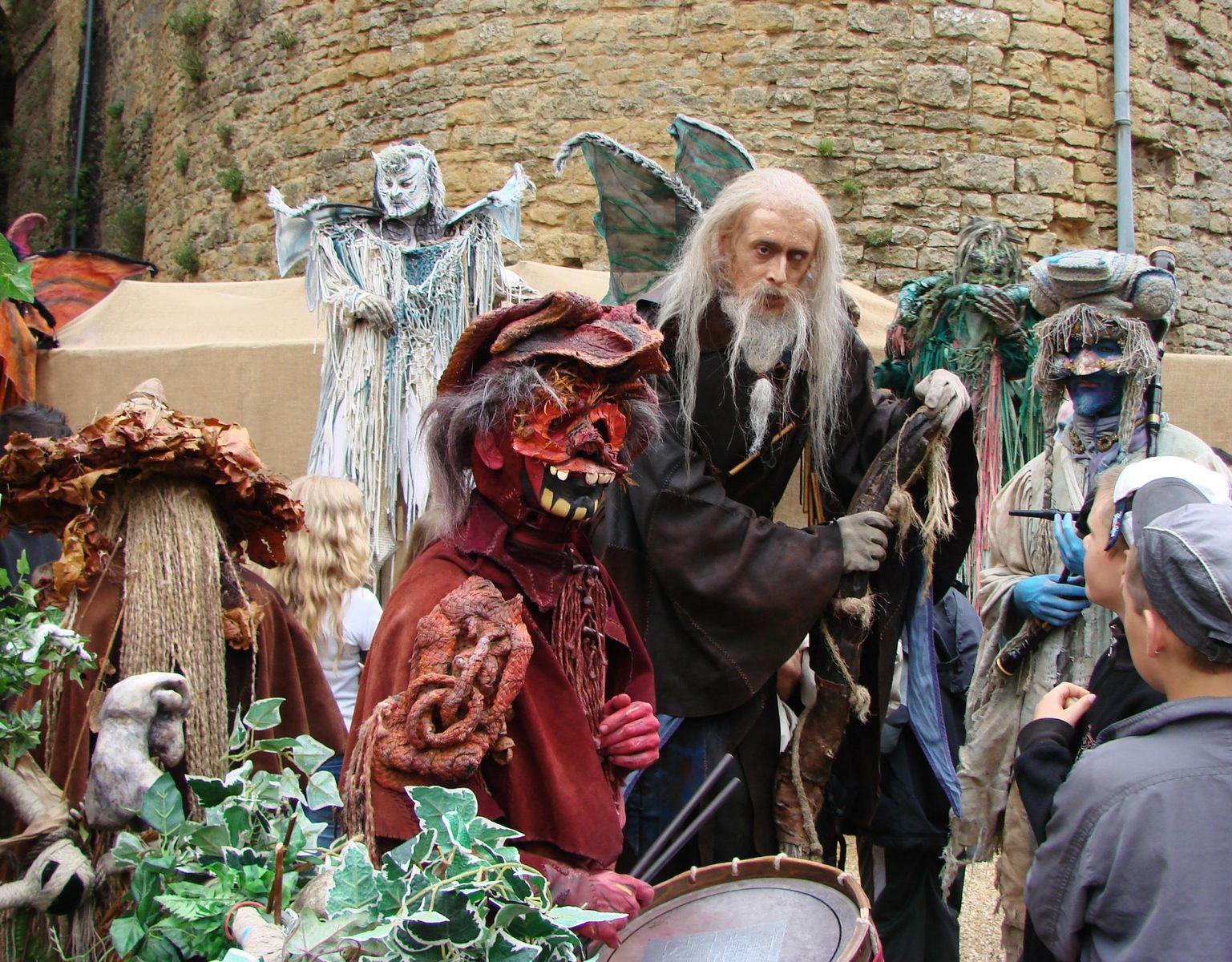 Festival médiéval_Sedan