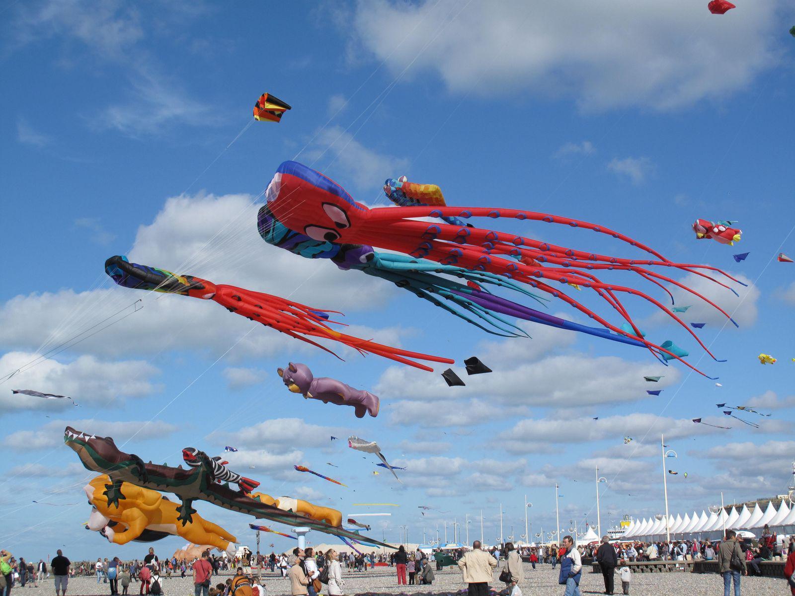 Festival international de Cerf-Volant de Dieppe_Dieppe