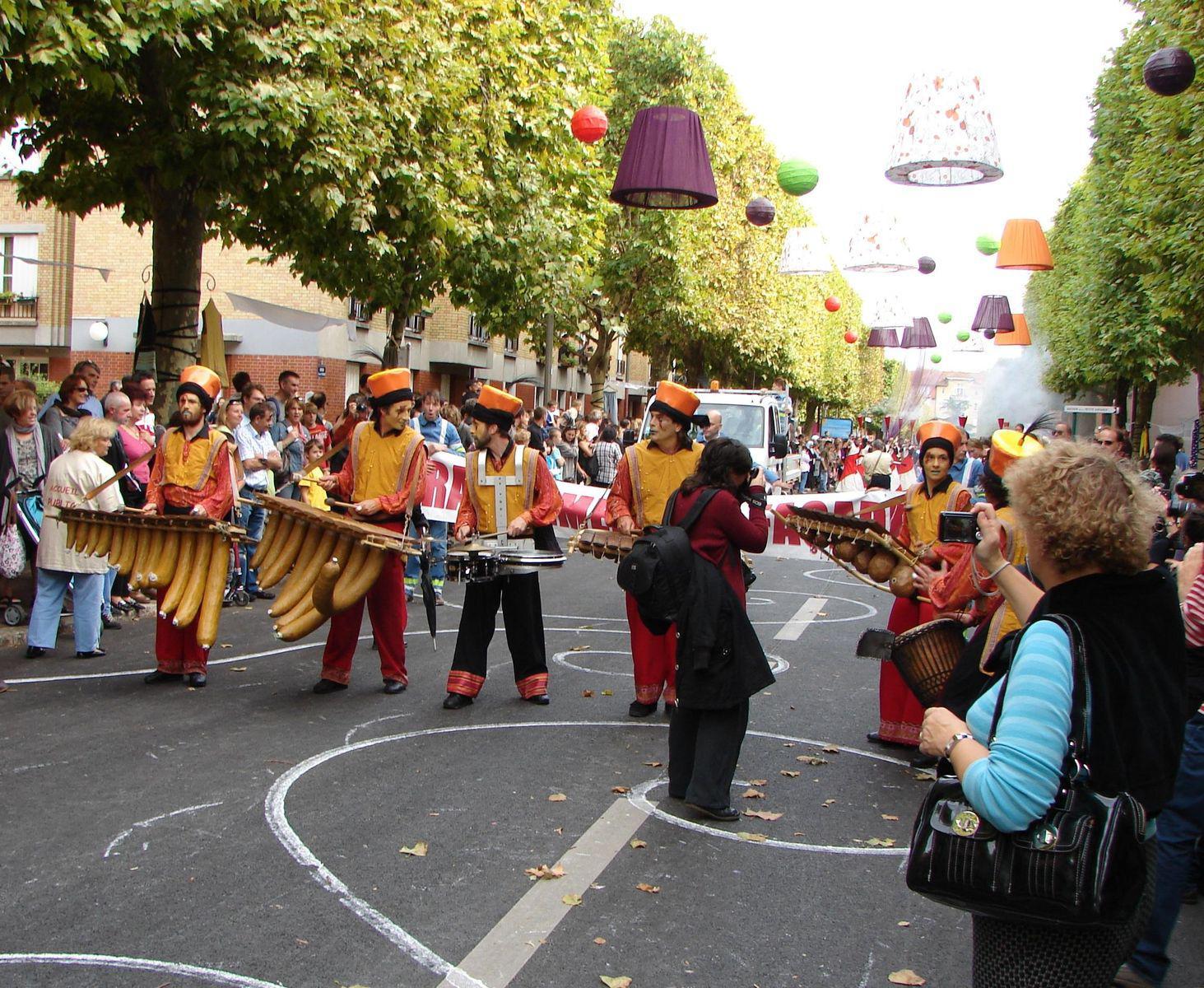 Festival des vendanges_Suresnes