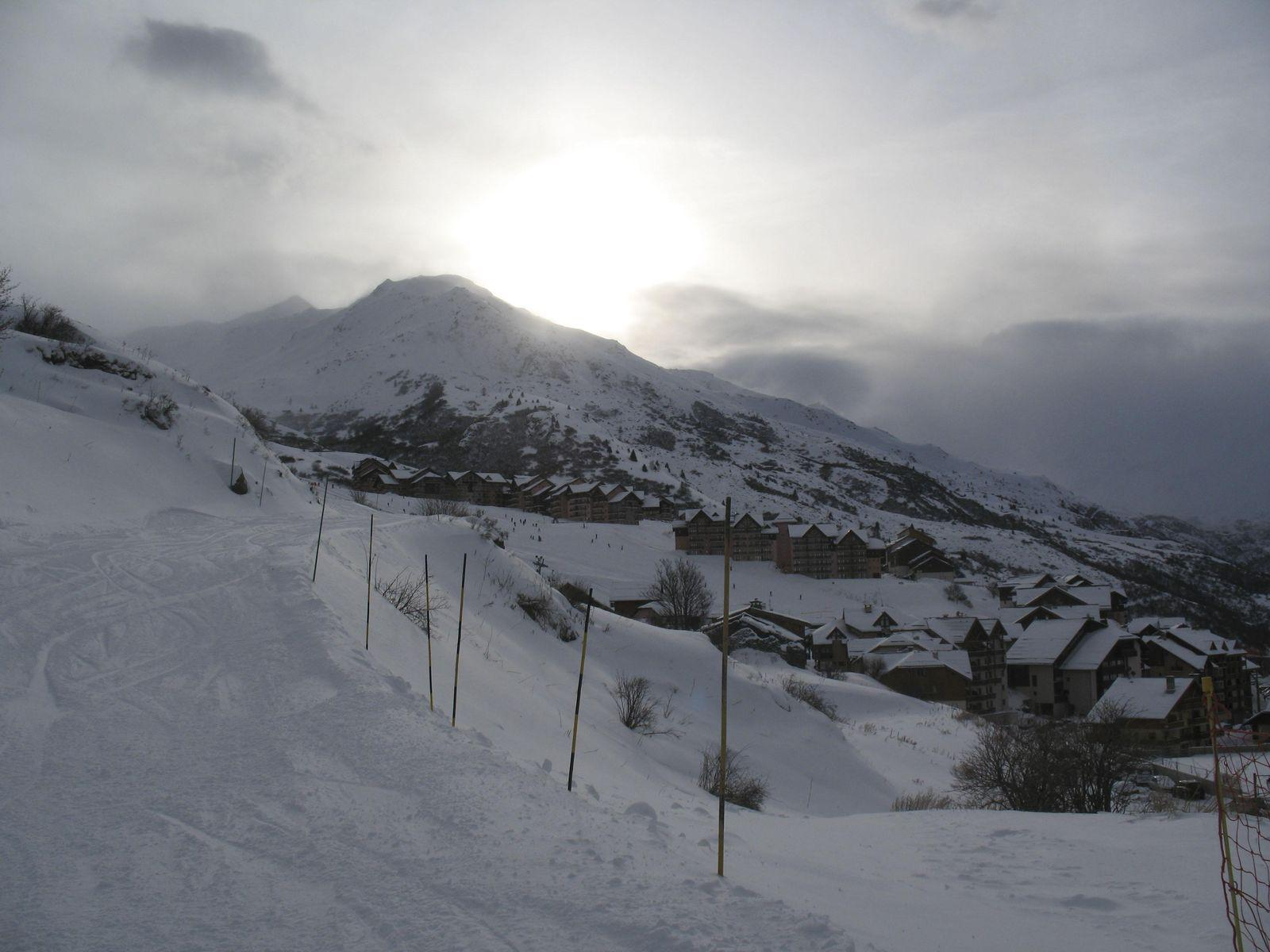 Station de ski de Valmeinier_Valmeinier