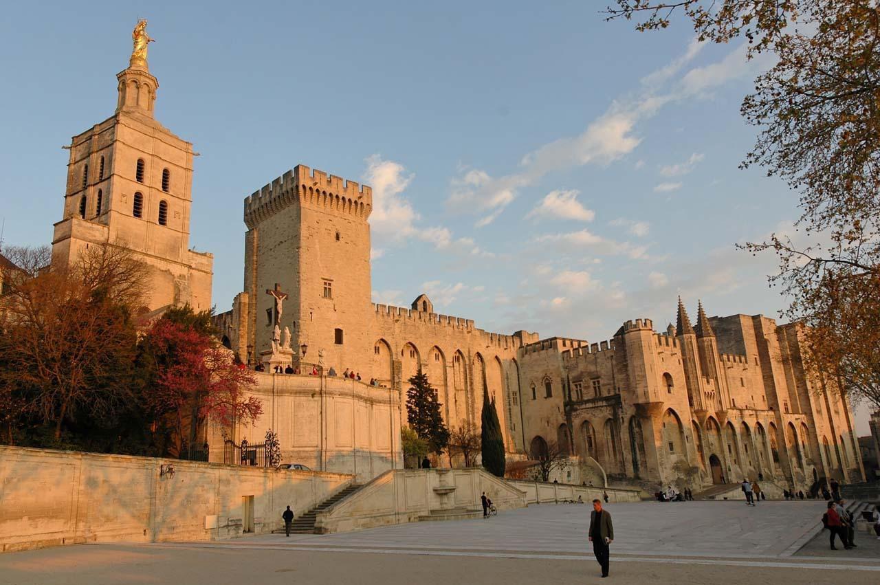 Le Palais des Papes_Avignon
