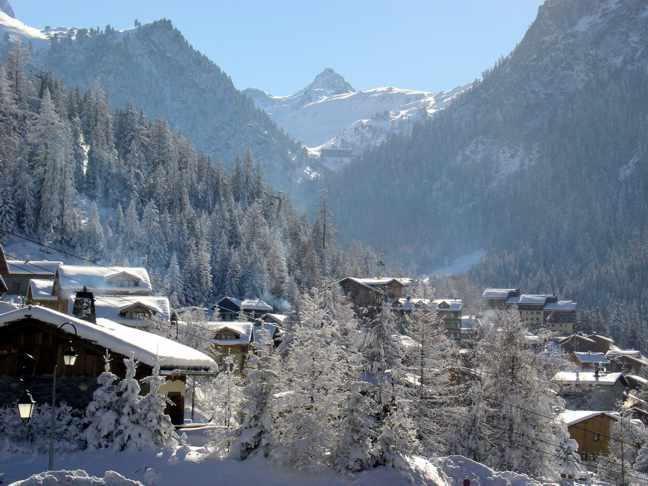 Station de ski de Valfrejus_Modane