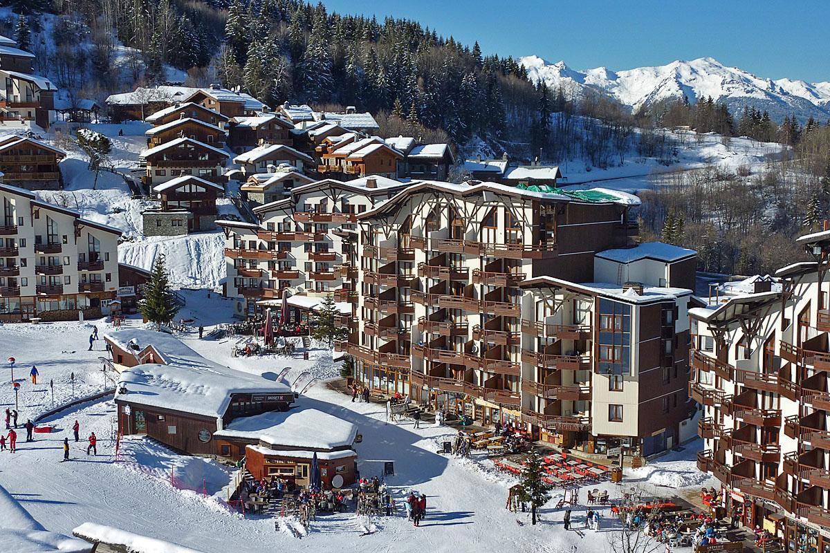 Station de ski du Tania_La Perrière