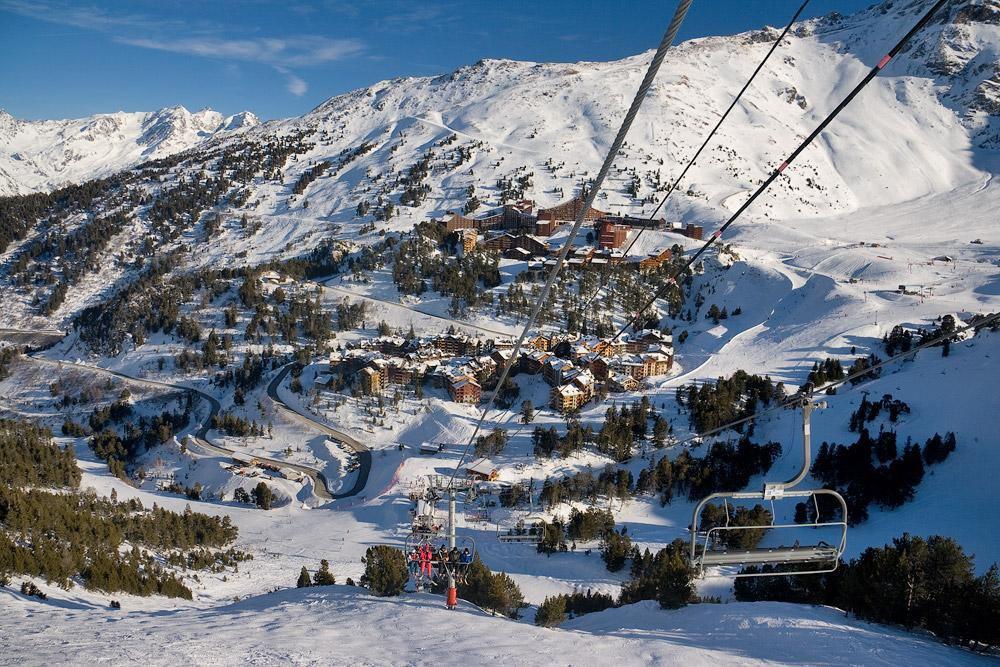 Station de ski des Arcs Bourg Saint-Maurice_Bourg-Saint-Maur (1)