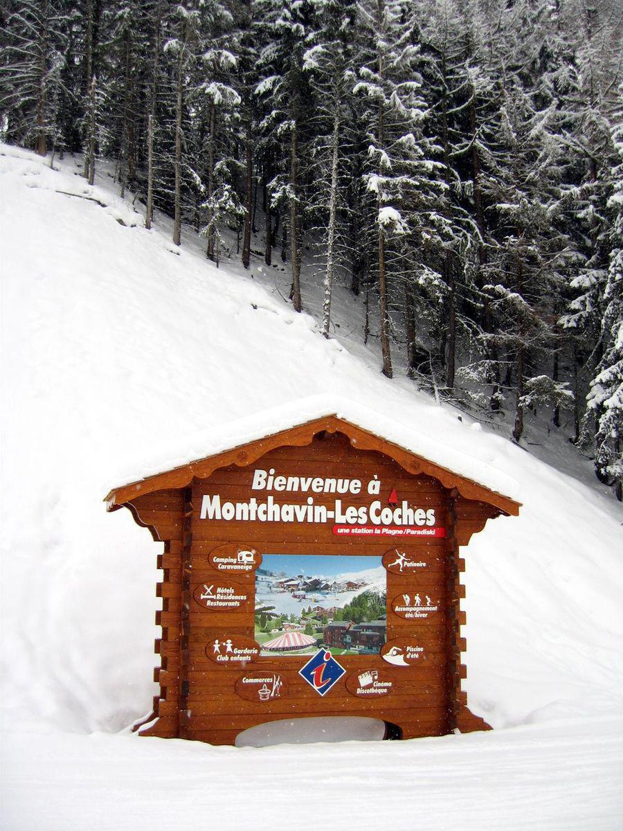 Station de ski de Montchavin - Les Coches_Bellentre
