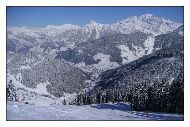 Station de ski d'Areches Beaufort_Beaufort