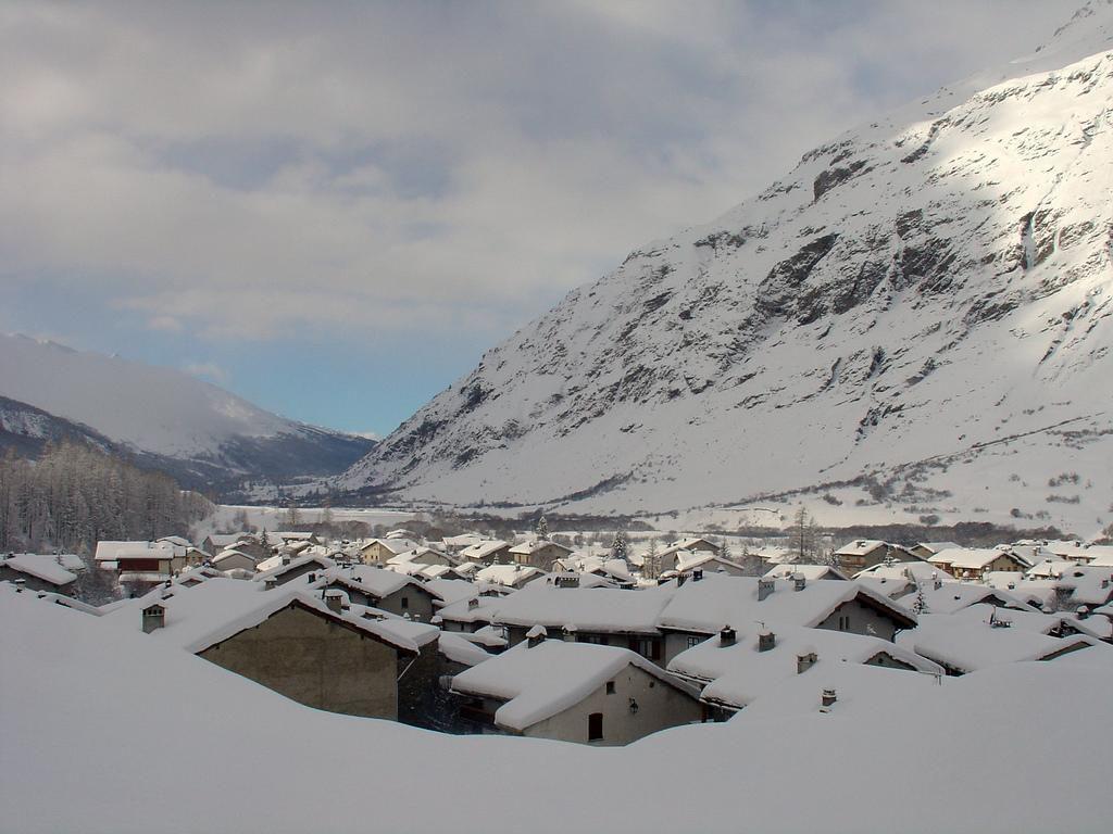 Photo station de ski de bessans val d 39 arc bessans 12704 diaporamas images photos - Office de tourisme bessans ...